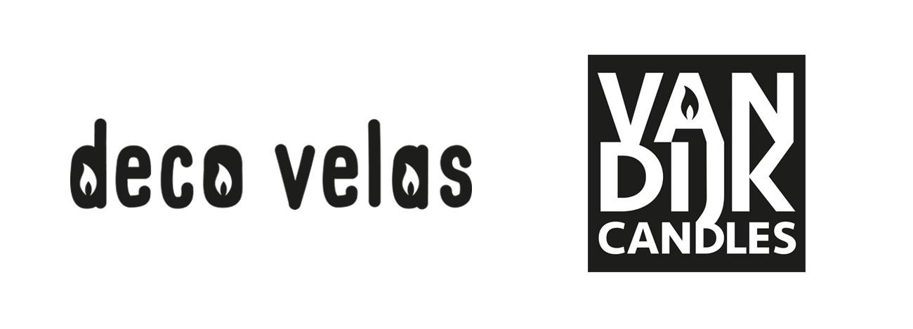 Deco Velas & Van Dijk – Logo by Bottle Post Media