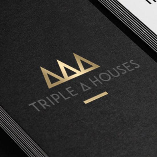 Triple A Houses Huisstijl Costa Blanca
