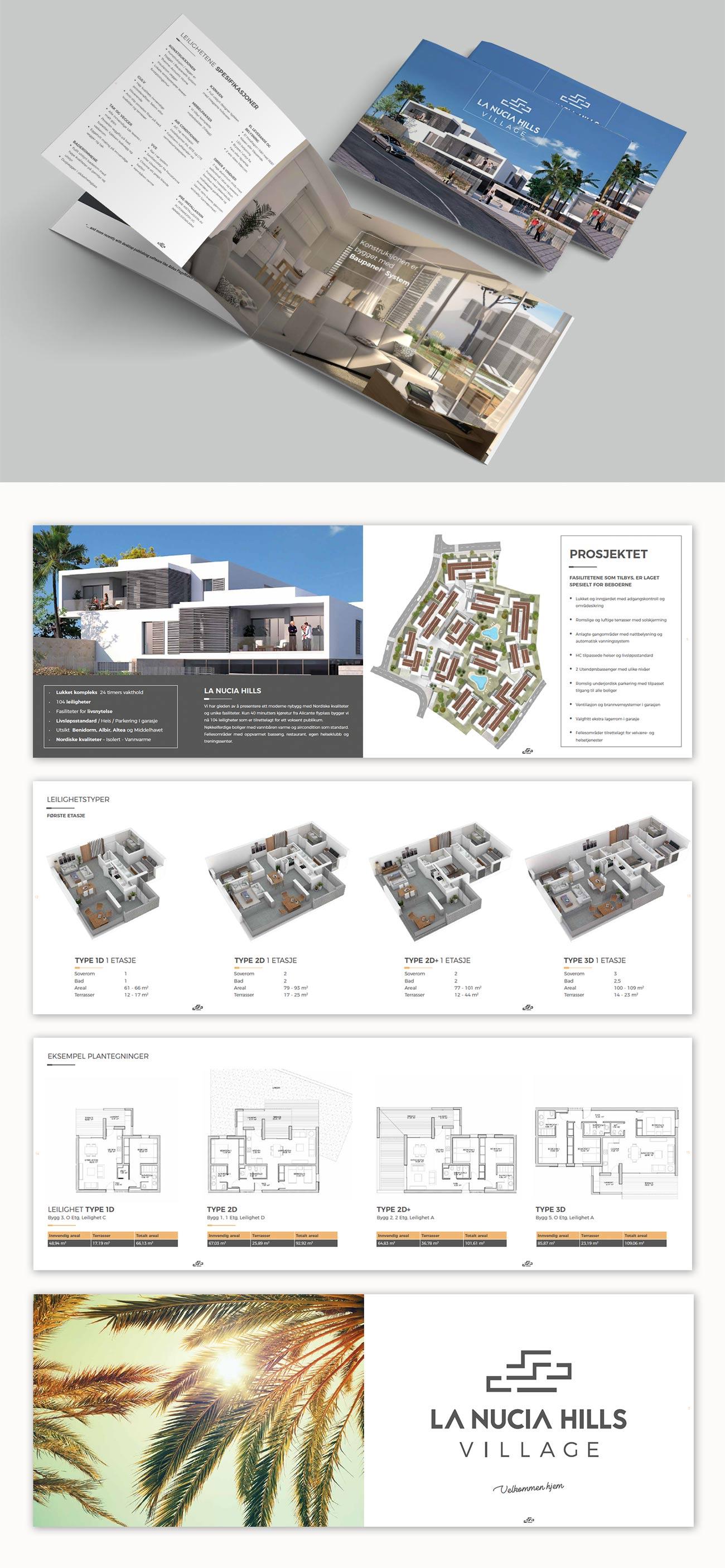 La Nucia Hills website ontwerp Costa Blanca