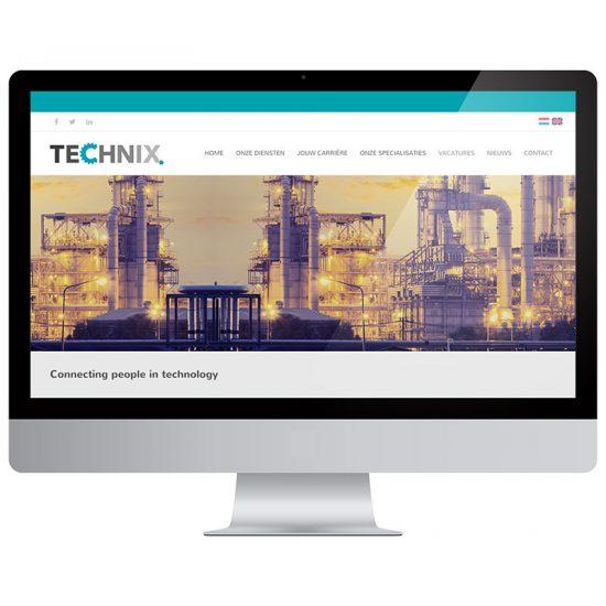Technix - Web design & Printmedia by Bottle Post Media