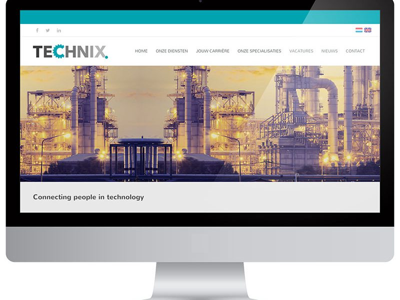 Technix - Web design & Printmedia by Bottle Post Media