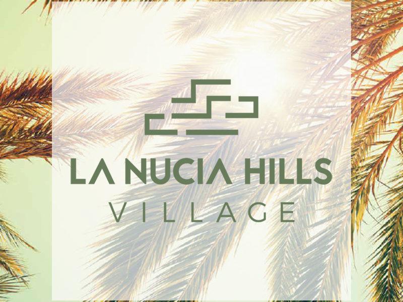 La Nucia Hills Logo design Costa Blanca